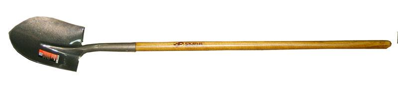Лопата Skrab 28111 мини лопата штыковая truper с черенком 69 см