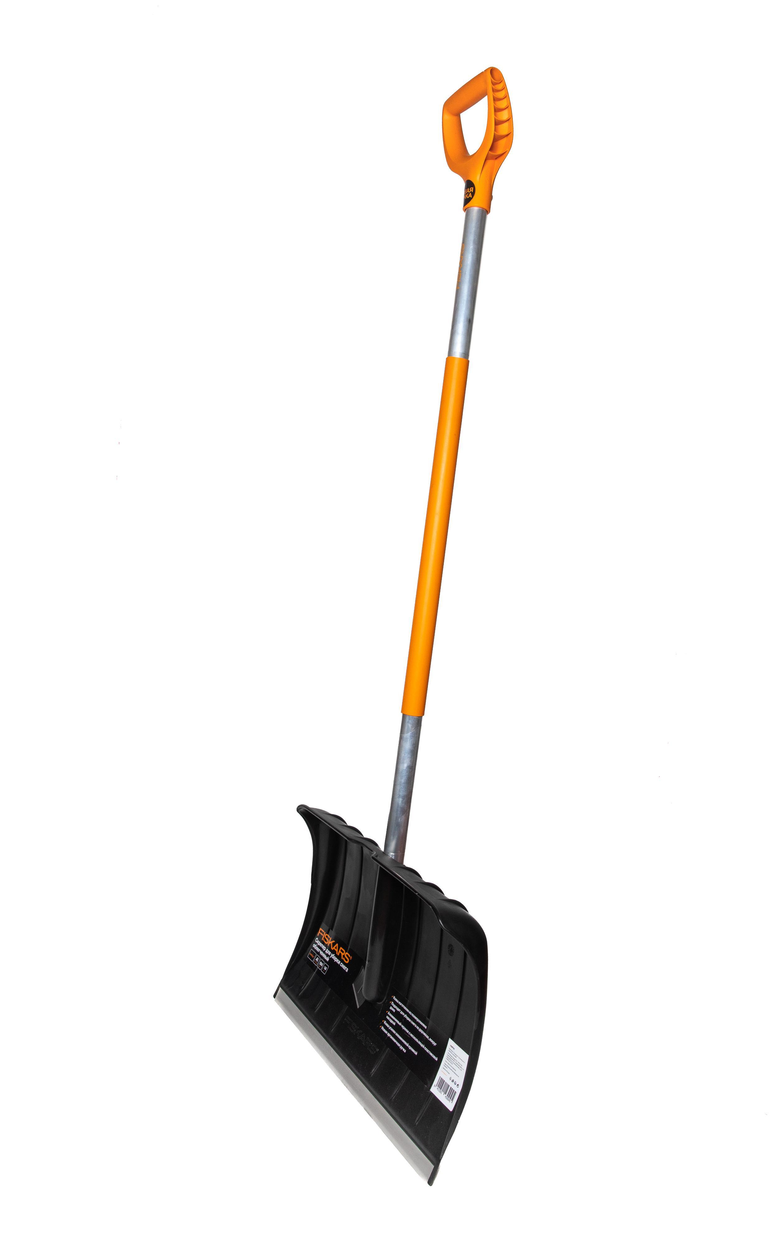 Скрепер для снега Fiskars 143001 скрепер для уборки снега fiskars snowxpert 143001