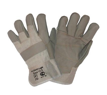 Спилковые сварочные перчатки NO NAME per23