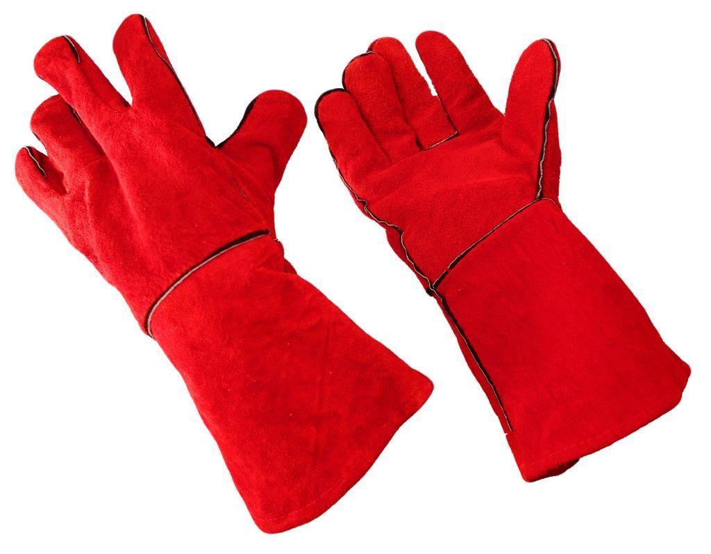 Перчатки сварщика Newton Per26 Трек перчатки newton per7 ангара люкс комбинированные спилковые
