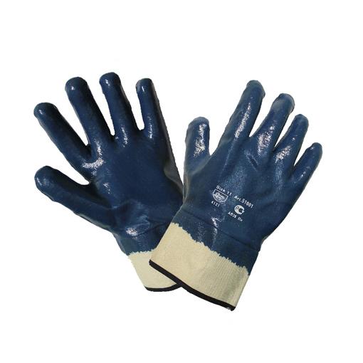 Перчатки нитриловые Newton Per36 Джерси Люкс
