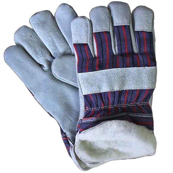 Перчатки спилковые Newton Per51 Ангара перчатки newton per20 русские львы комбинированные спилковые