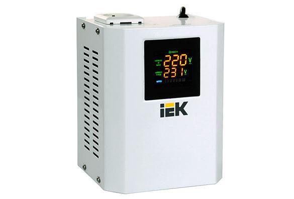 Стабилизатор напряжения Iek Boiler 0.5кВА стабилизатор напряжения iek boiler 0 5ква