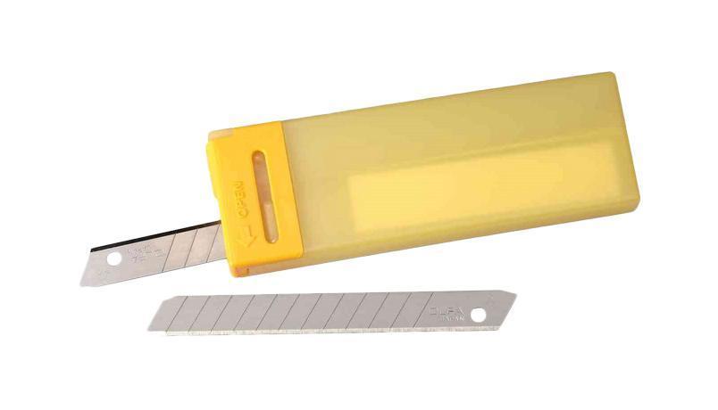 Нож строительный Olfa Ol-ab-10b нож olfa с лезвием крком ol hok 1