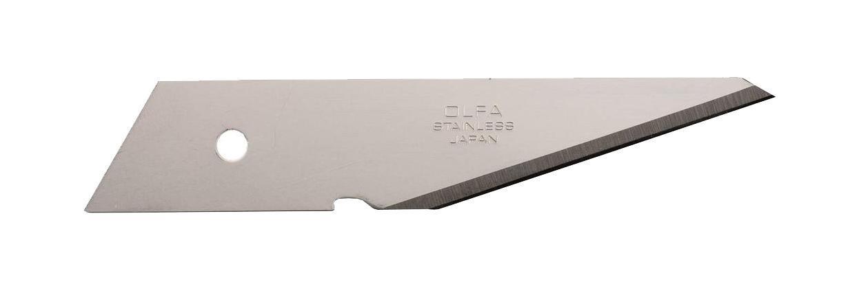 Нож строительный Olfa Ol-ckb-2 резак olfa с наклоном лезвия 45 градусов с 2 мя лезвиями mcb mount cutter ol mc 45 2b