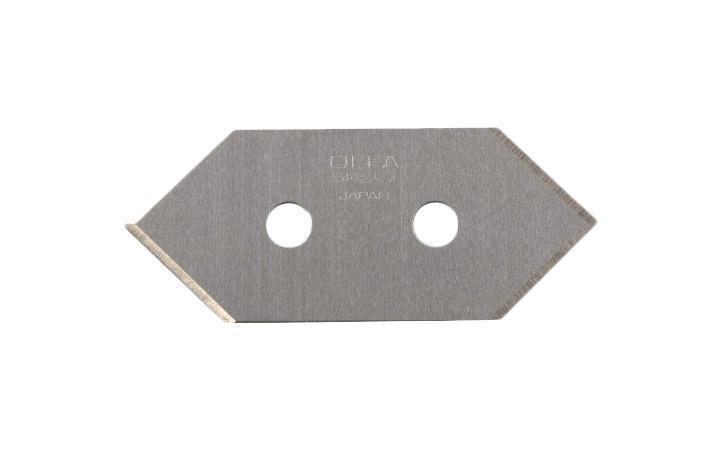 Лезвие для ножа Olfa Ol-mcb-1 лезвие для ножа matrix 793555 лезвия 18мм трапециевидные прямые 5 шт 78924 78900 78964 78967