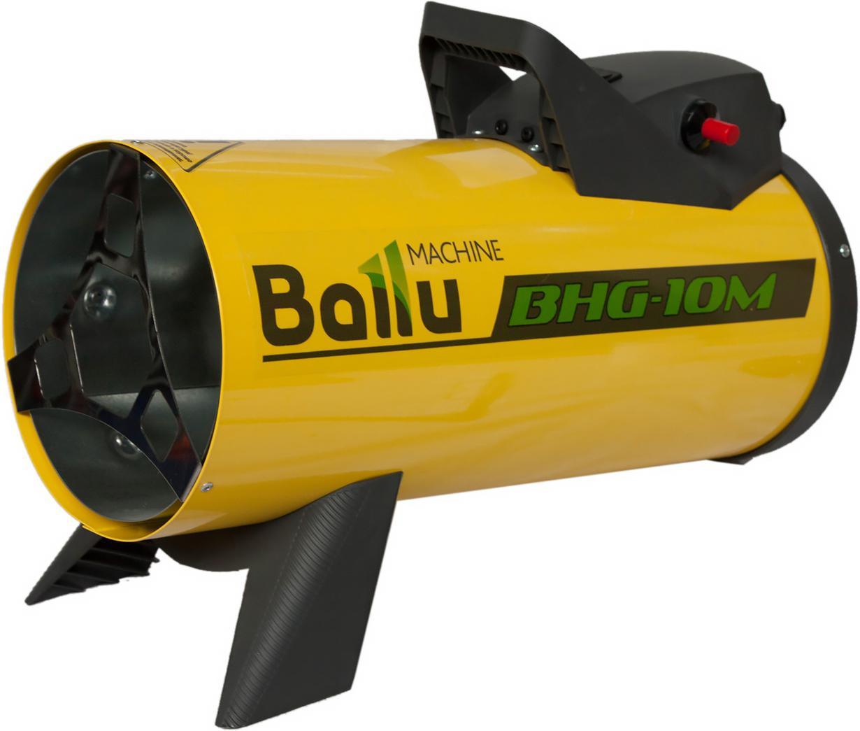 Тепловая пушка газовая Ballu Bhg-10М цена и фото