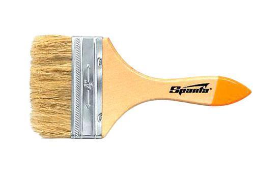 Кисть флейцевая Sparta 824205 кисть макловица 30х70 мм натуральная щетина пластмассовый корпус пластмассовая ручка sparta