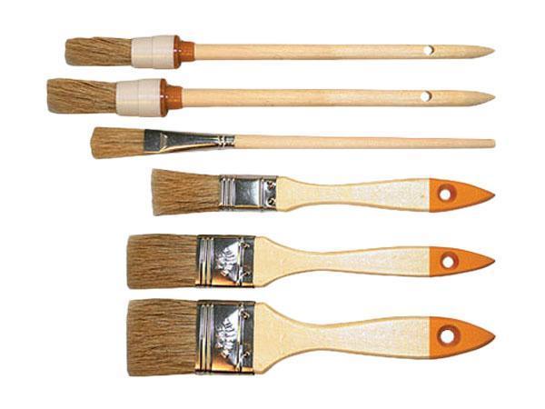 Набор Sparta 841145 стамеска плоская sparta 32 мм с пластиковой ручкой