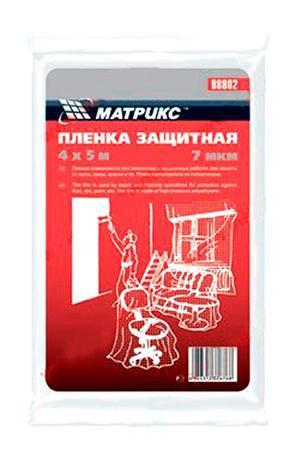 Пленка для ремонта Matrix 88827 пленка тонировочная mtf original 5% 0 5 м х 3 м