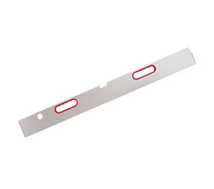 Алюминиевое правило с уровнем MATRIX 89639 2.5м 2 ручки