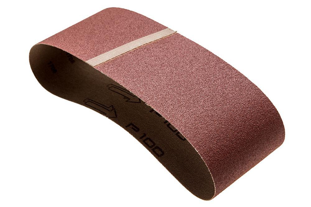 Лента шлифовальная бесконечная ЛУГА-АБРАЗИВ 75 Х 457 Р100 (№16) лента шлифовальная бесконечная hammer flex 75 х 457 р 40 3шт