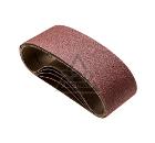 Лента шлиф. бесконечная ЛУГА-АБРАЗИВ 75х533мм P40 (№40) Ткань A