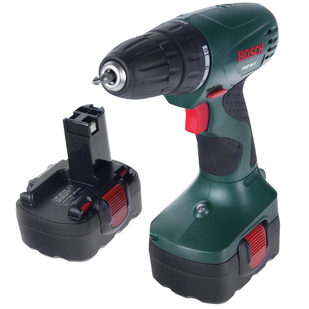 Дрель аккумуляторная Bosch Psr 14,4/2 (0.603.955.421) цена и фото