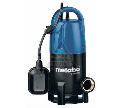 Дренажный насос METABO PS 16000 S (0251600007)