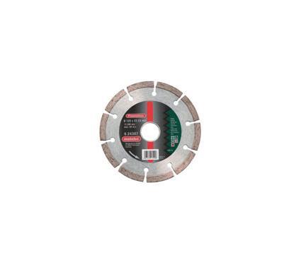 Круг алмазный METABO (624307000) Ф125х22мм универсальный