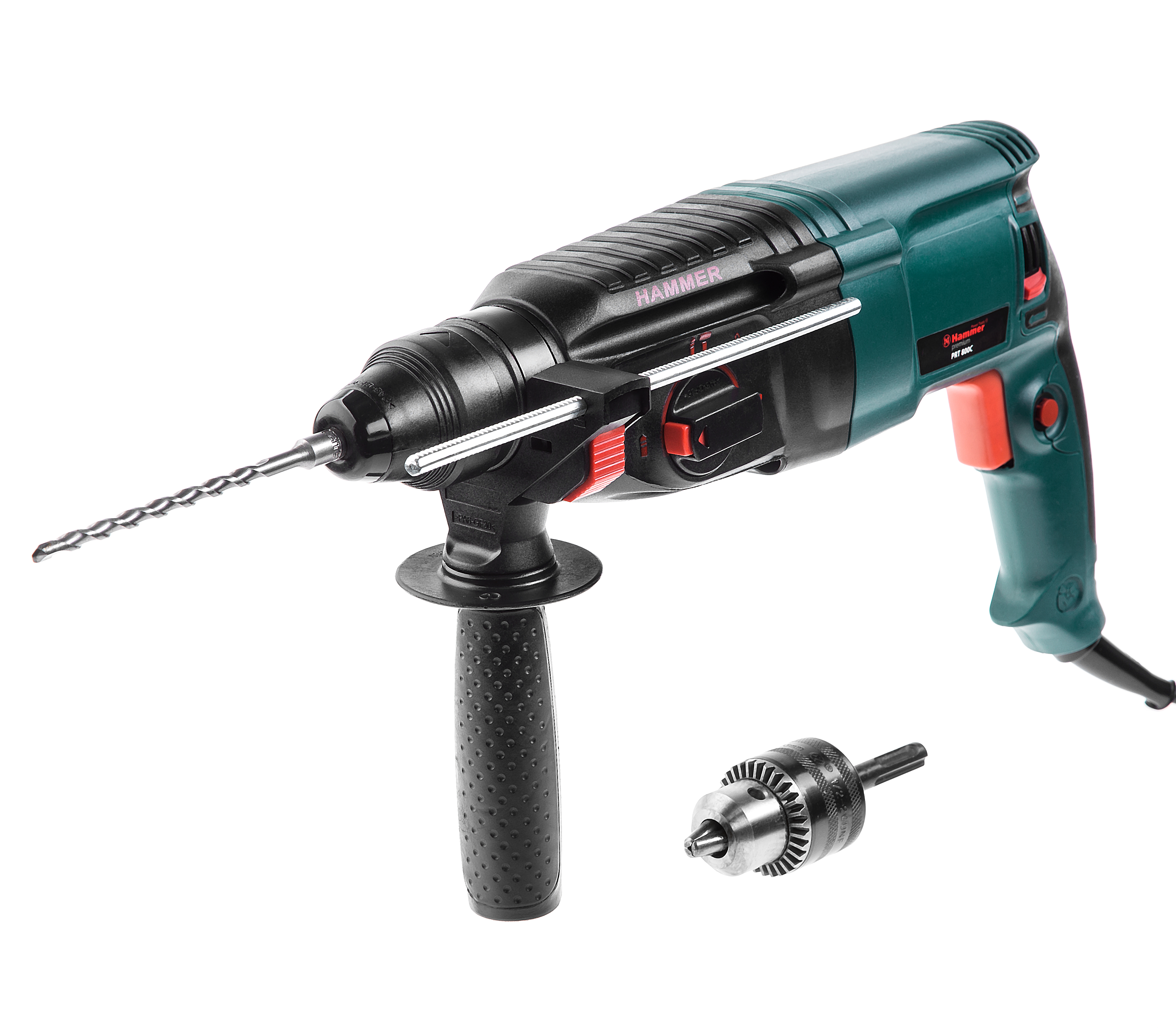 Перфоратор Hammer Prt 800c premium перфоратор hammer flex prt 620 le