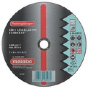 Круг отрезной Metabo 230 Х 1.9 Х 22мм (616185000) круг отрезной hitachi а24 230 х 2 5 х 22 по металлу 25шт
