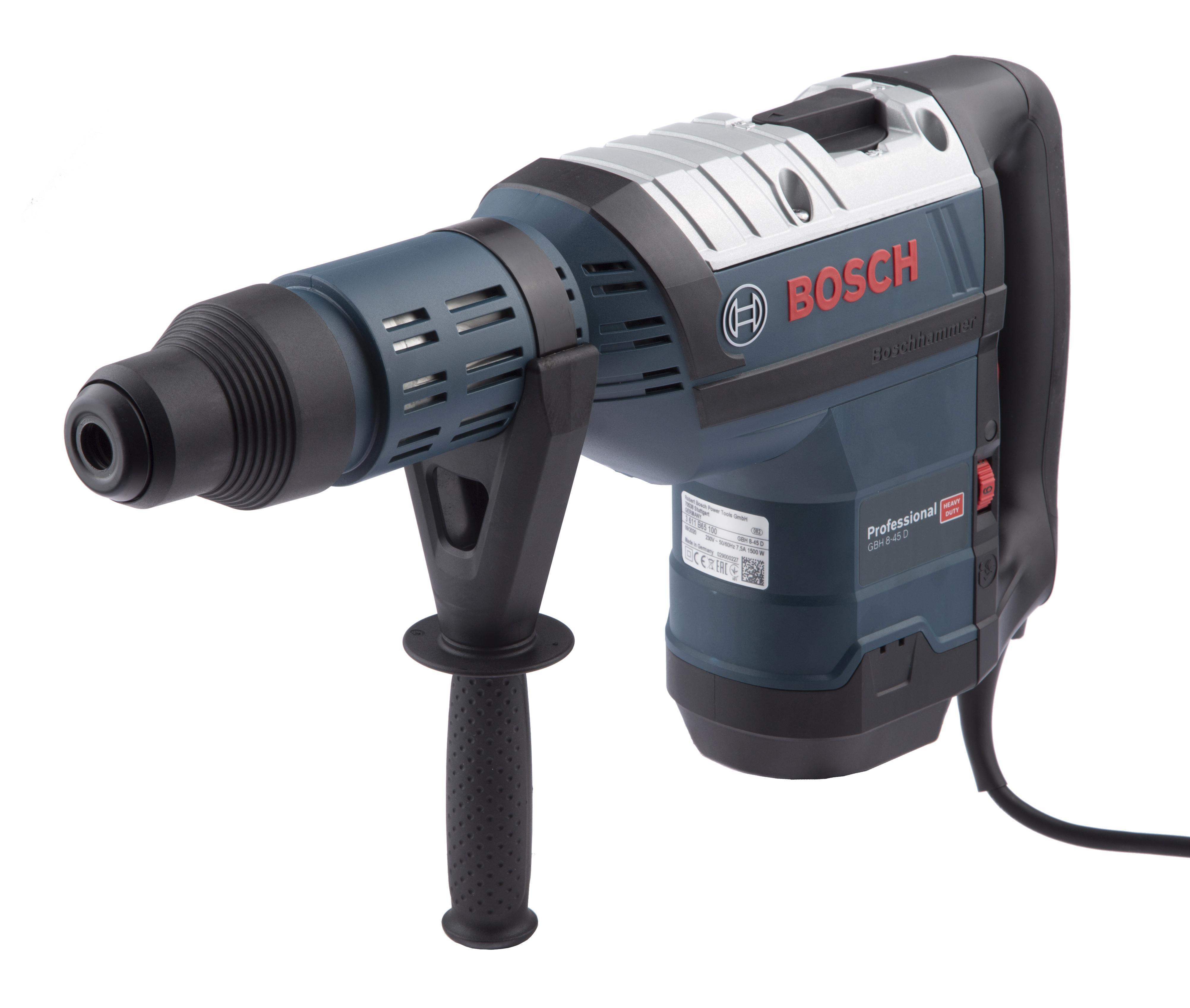 Перфоратор Bosch Gbh 8-45 d перфоратор bosch gbh 220 d 0 611 25a 400