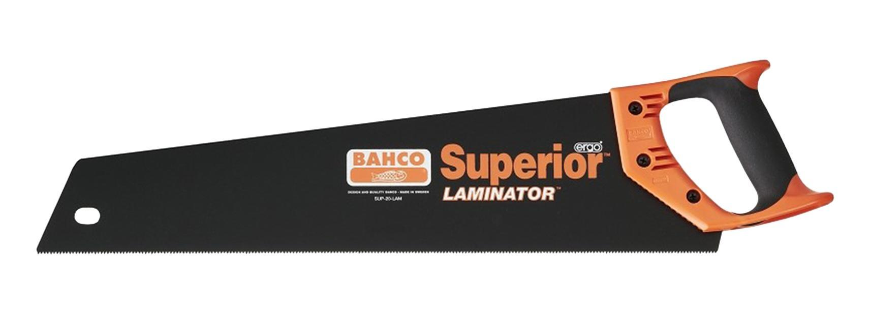 Ножовка Bahco Sup-20-lam ножовка bahco 500мм laminator pc 20 lam