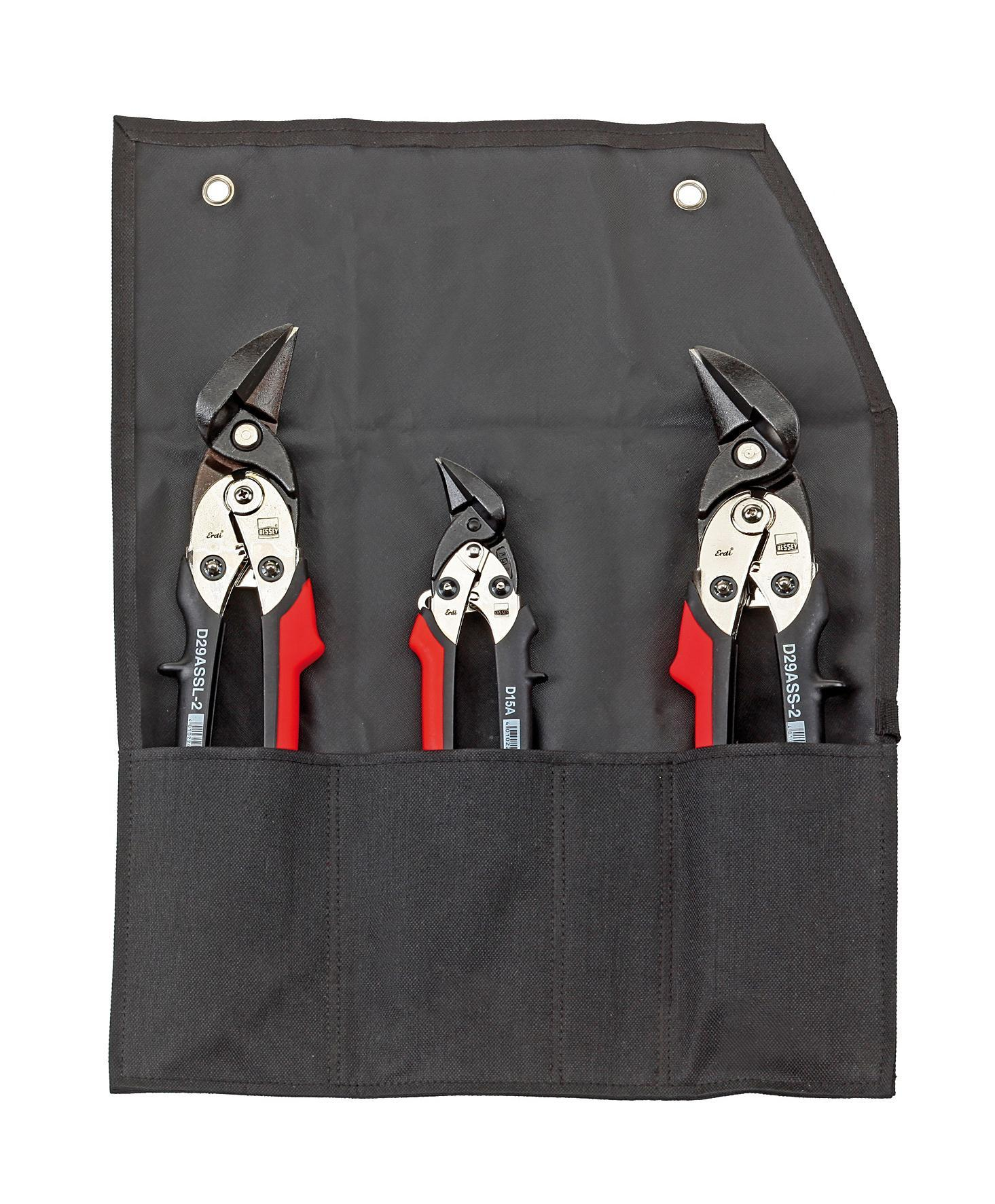 Ножницы по металлу Bessey Dset29-15