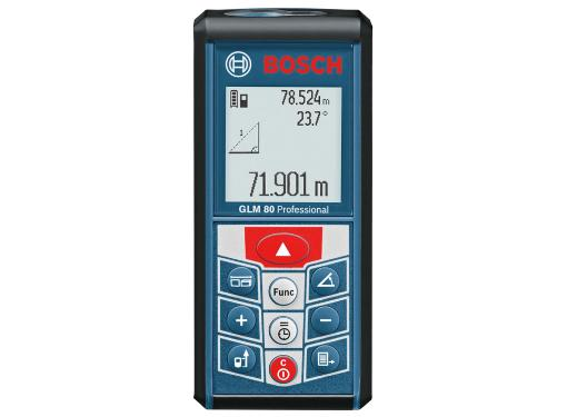 Дальномер BOSCH GLM 80 + ШТАТИВ BS 150 (06159940A1)