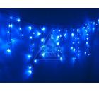 Светодиодная гирлянда-бахрома UNIEL ULD-B3010-200/DTA BLUE