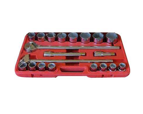 Набор торцевых ключей Skrab 44326 набор бит skrab 43902