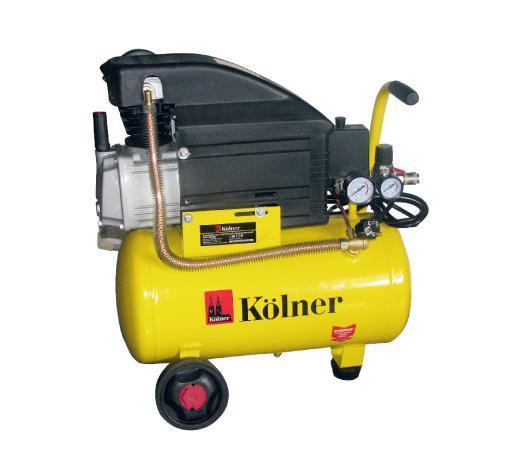 Компрессор Kolner Kac 50l компрессор масляный kolner kac 24 l