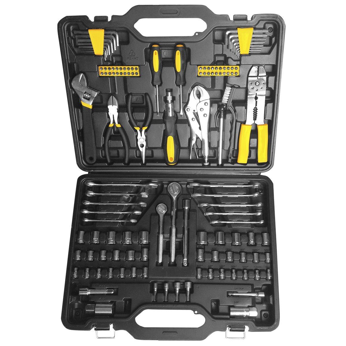 Набор инструментов Kolner Kts-123 123 предмета набор инструментов kolner kts 123 123 предмета