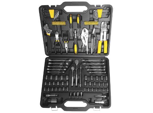 Набор инструментов KOLNER KTS-123 123 предмета