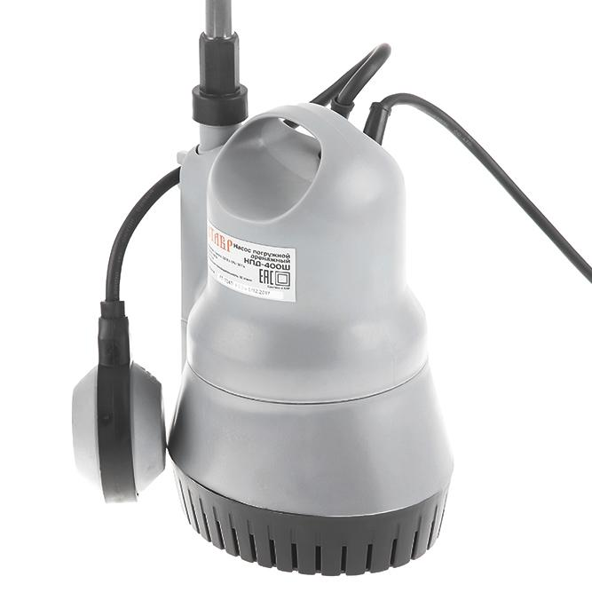 Фото - Погружной дренажный насос СТАВР НПД-400Ш дренажный насос для чистой воды unipump artvort q550b