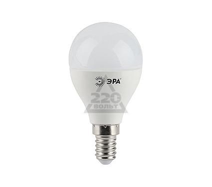 Лампа светодиодная ЭРА LED smd P45-7w-827-E14-Clear (6/60/2160)