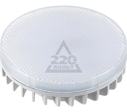 Лампа светодиодная КОМТЕХ СДЛп-T-6-220-827-120-GX53