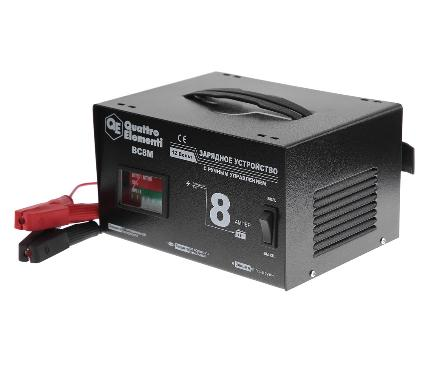 Зарядное устройство QUATTRO ELEMENTI 770-087BC8M