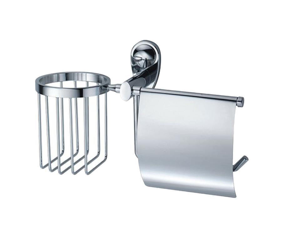 Держатель для туалетной бумаги Wasserkraft Main k-9259 держатель для туалетной бумаги milardo amur хром amusmc0m43