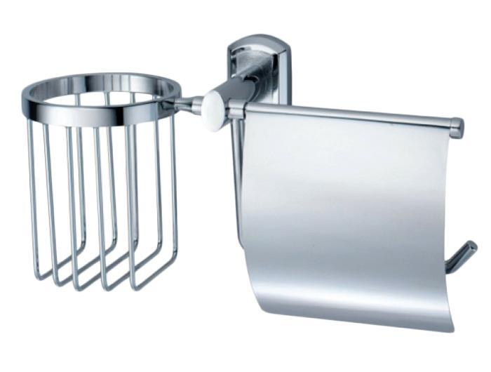 Купить Держатель для туалетной бумаги Wasserkraft Donau k-9459