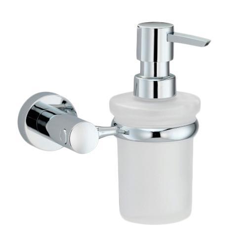 Диспенсер для жидкого мыла Wasserkraft Donau k-9499 диспенсер для жидкого мыла wasserkraft leine k 5099