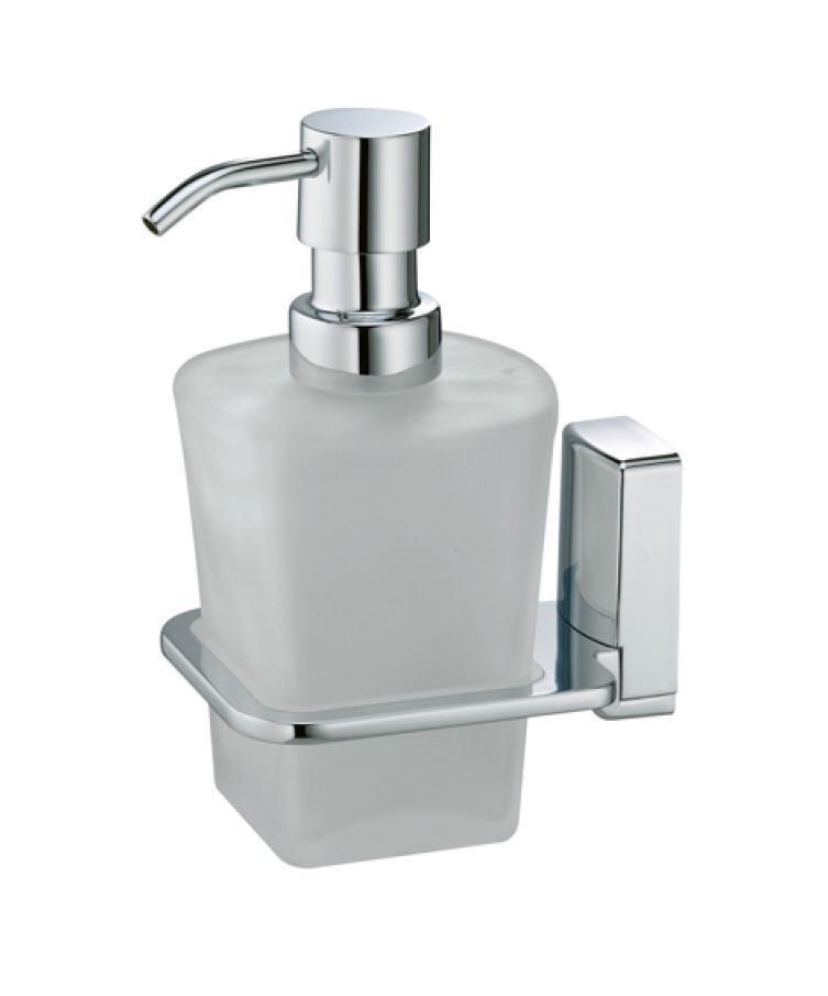 Диспенсер для жидкого мыла Wasserkraft Leine k-5099 мыльница wasserkraft k 5069white leine