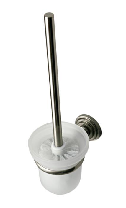 Ёршик для унитаза Wasserkraft Ammer k-7027 супермаркет] [jingdong подушка ковыль 3 придерживались кнопки туалета теплого сиденье для унитаза крышка унитаза 1g5865
