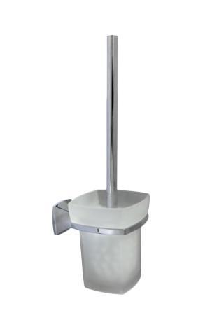Ёршик для унитаза Wasserkraft Wern k-2527 стаканчик для зубных щеток wasserkraft wern 7528 9060516
