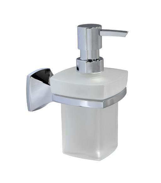 Диспенсер для жидкого мыла Wasserkraft Wern k-2599 диспенсер для жидкого мыла wasserkraft leine k 5099
