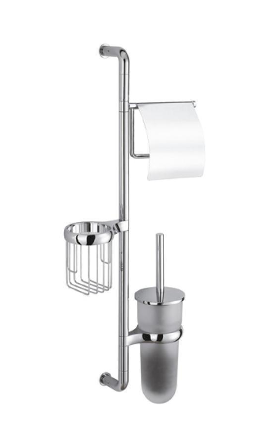 Стойка для ванной Wasserkraft K-1438 стойка для ванной комнаты wasserkraft напольная комбинированная k 1256