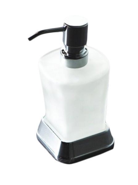 Диспенсер для жидкого мыла Wasserkraft Amper К-5499 диспенсер для жидкого мыла wasserkraft amper к 5499