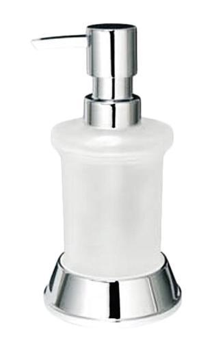 Диспенсер для жидкого мыла Wasserkraft Donau k-2499 диспенсер для жидкого мыла wasserkraft leine k 5099