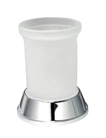 Стакан для зубных щеток Wasserkraft Donau k-2428 стаканчик для зубных щеток wasserkraft wern 7528 9060516