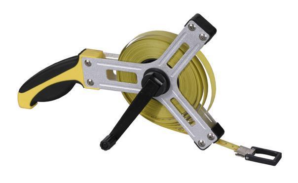 Лента мерная Stayer 34167-100 лента stayer profi клейкая противоскользящая 50мм х 5м 12270 50 05
