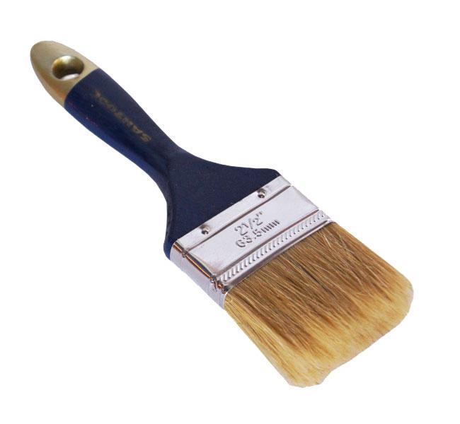 Кисть флейцевая Santool 010112-012-025 кисть плоская аква стандарт искусств щетина 1 25мм зубр 01016 025