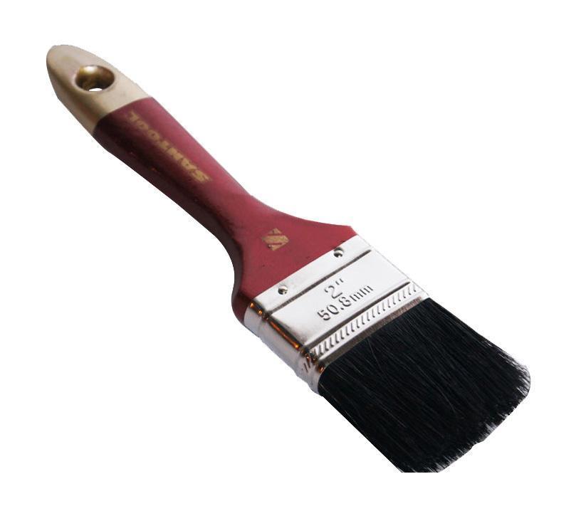 Кисть флейцевая Santool 010120-012-020