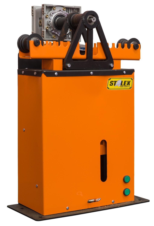 Трубогиб Stalex Ehb-40 станок зиговочный электромеханический stalex etb 40 373804
